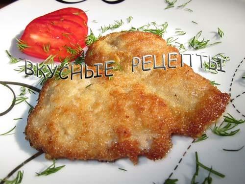 Отбивные рецепты простые и вкусные