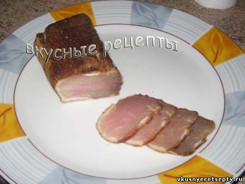 Вяленое мясо в аэрогриле