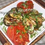 Жареные овощи