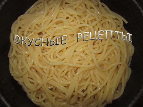 Спагетти с фаршем2