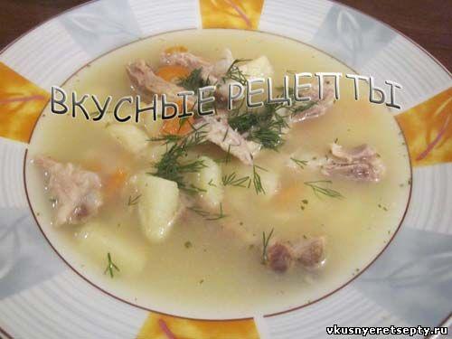 вкусные супа рецепты с фото