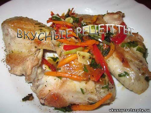курица простые рецепты приготовления