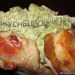 Курица с брокколи