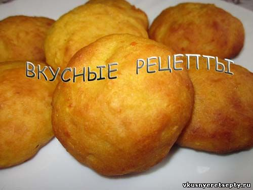 Постное печенье с апельсином