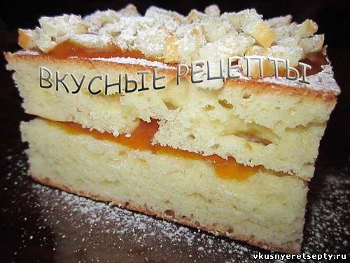 Простое пирожное