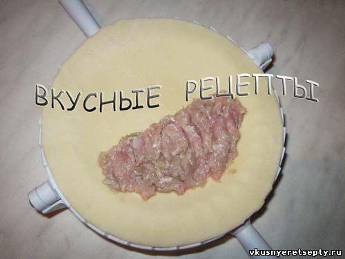 Чебуреки с мясом2