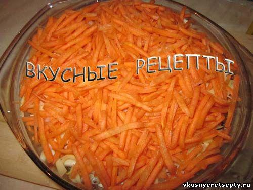 Картофельная запеканка с грибами4