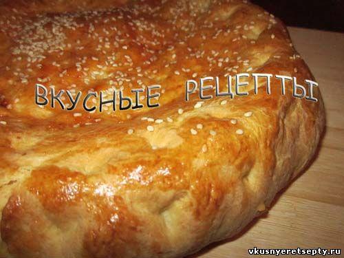 Узбекская лепешка6
