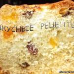 Сладкий хлеб