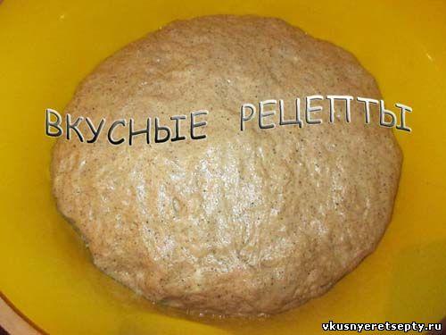 Ржаной хлеб с солодом1