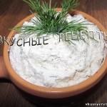 Домашний сыр Филадельфия