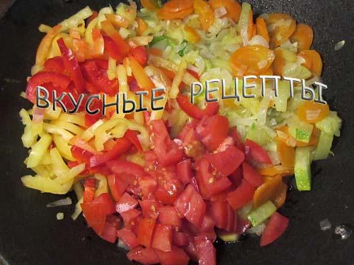 Овощное рагу с кабачками3
