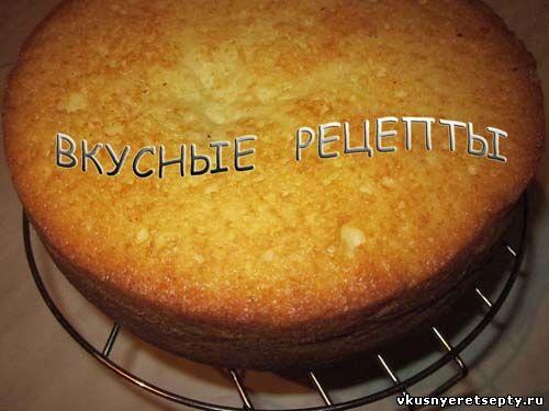 Творожный торт2