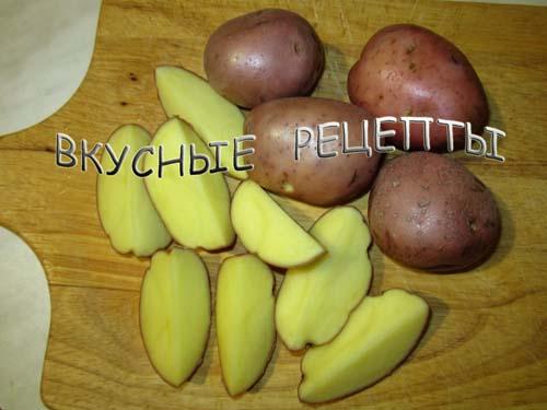 Картофель Айдахо2