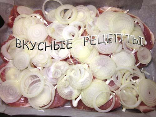 Мясо по-французски с картошкой4