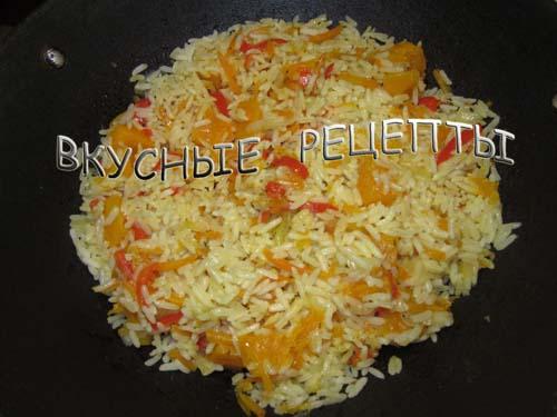 Рис с тыквой4