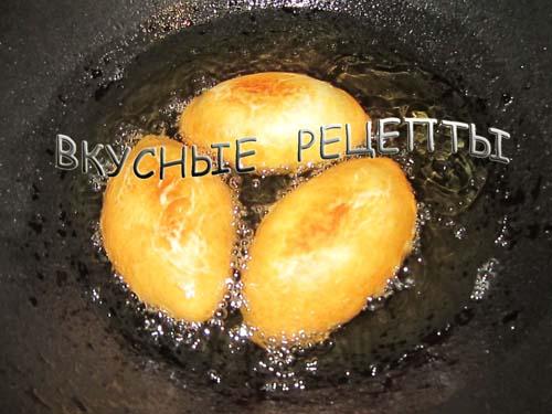 Пирожки с рисом и яйцом6
