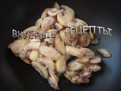 Паста с грибами1