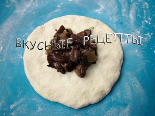 Пирожки с грибами3