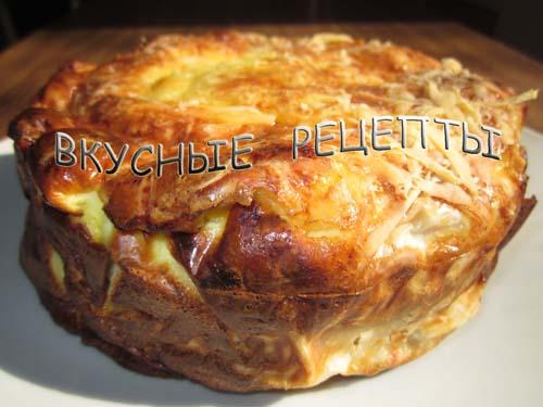 Пирог из лаваша9