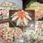 Пять лучших салатов с крабовыми палочками